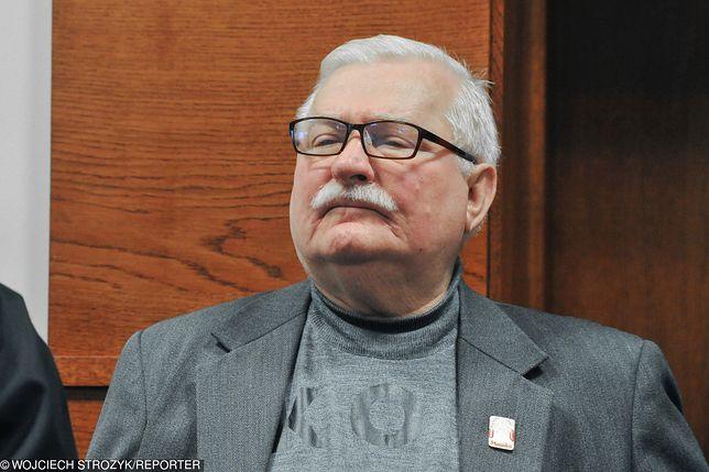 Lech Wałęsa grzmi: Olszewski chciał pozostać przy korycie
