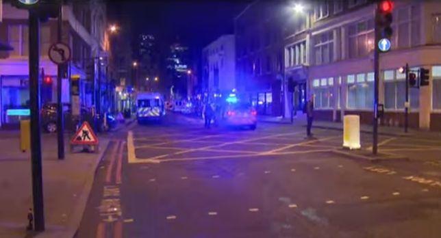Trzeci atak w Londynie? Zdarzenie niedaleko siedziby Secret Intelligence Service MI6