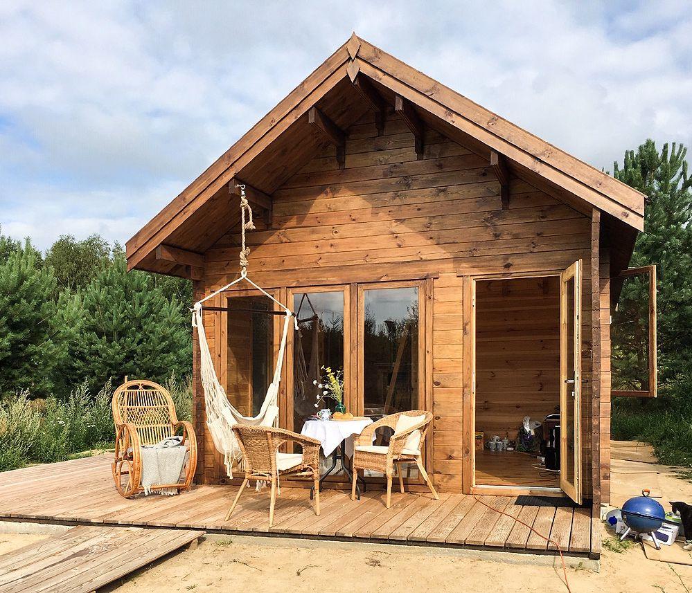 Uniwersalne budowle drewniane