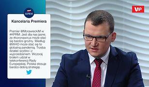Koronawirus w Polsce. Orlen produkuje płyny do dezynfekcji. Wiemy, kiedy będą dostępne