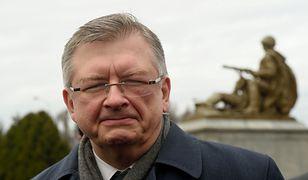 Ambasador Federacji Rosyjskiej w Polsce Siergiej Andriejew