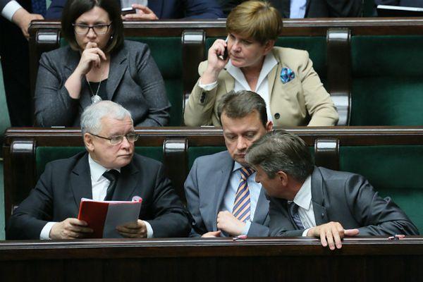 Nie będzie w porządku dziennym Sejmu uchwały PiS o komisji śledczej