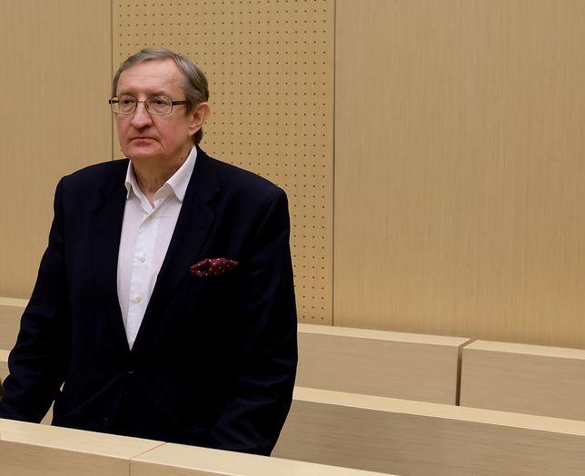 Wrocław. Sąd zdecydował ws. byłego senatora PO