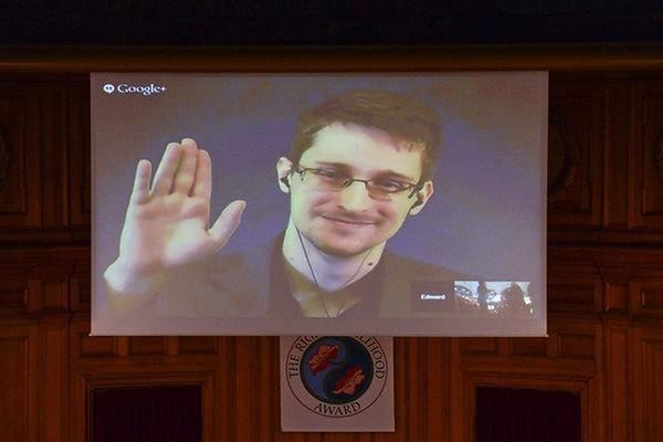 Norwegia nie pozwoli Snowdenowi odebrać nagrody