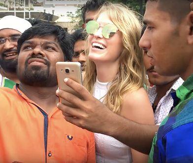 Samotna turystka w Mumbaju. Reakcje miejscowych bezcenne