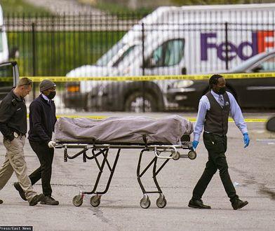 USA. Strzelanina w placówce FedEx. Nowe fakty o sprawcy