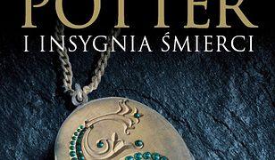 Harry Potter (#7). Harry Potter i Insygnia Śmierci-okładka dla dorosłych