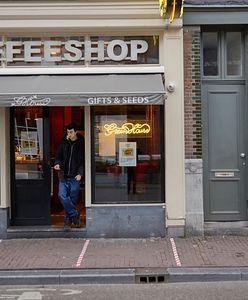 Holandia. Coffee shopy w Amsterdamie nie będą dostępne dla turystów