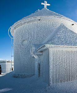 """Ekstremalne temperatury w górach, a turystów na szlakach nie brakuje. """"Na dole było ciepło"""""""