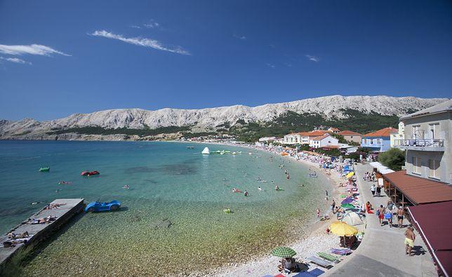 Wyspa Krk zachwyca rajskimi plażami