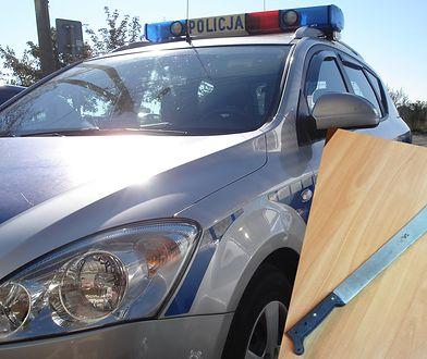 Łódź. Groził kierowcy autobusu maczetą. Odpowie przed sądem