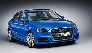 Audi A3 po odświeżeniu