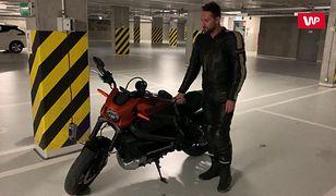 Harley-Davidson LiveWire – jak wygląda ładowanie elektrycznego motocykla