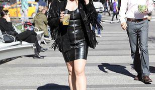 Jamie Alyson Feldman nosiła lateksowe sukienki na co dzień