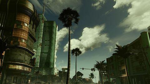 Taka piękna katastrofa na fanowskim modzie Fallout Miami