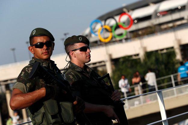 Eksplozja kontrolowana w Rio