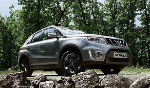 Nowa wersja Suzuki Vitara