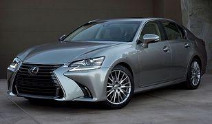 Lexus rozszerza ofertę modelu GS
