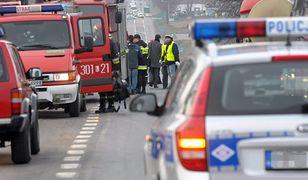 Policyjny pościg doprowadził do śmierci