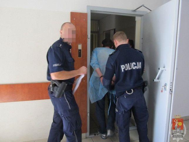Włamał się do przedszkola na Targówku