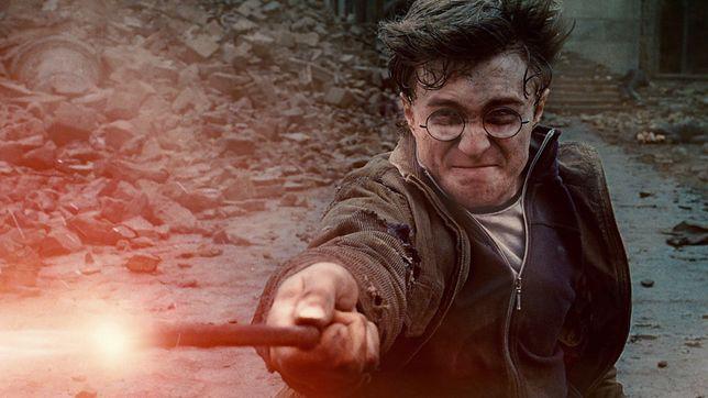 """Kadr z filmu """"Harry Potter"""""""