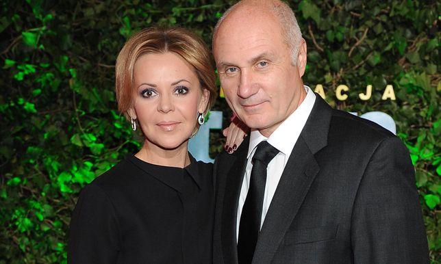 Justyna Pochanke i Adam Pieczyński