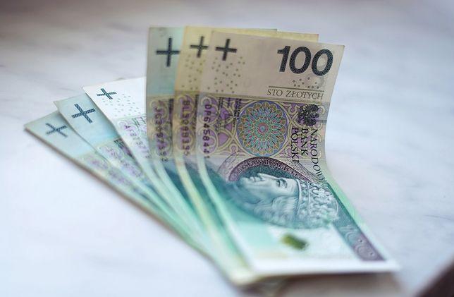złoty, banknoty