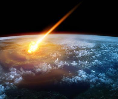 Asteroida Bennu ma uderzyć w ziemię w 2135 roku