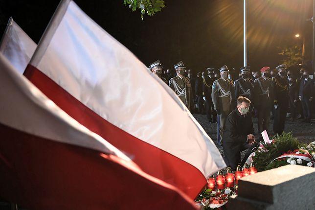 II wojna światowa. Obchody rocznicy wybuchu wojny zaczęły się nad ranem w Gdańsk