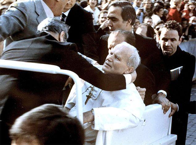 Zamach na Jana Pawła II, 13 maja 1981 r.