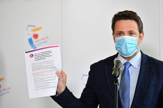 Warszawa. Rafał Trzaskowski zapowiedział, że nie otworzy żłobków i przedszkoli. Tymczasem jest już data (zdjęcie ilustracyjne)
