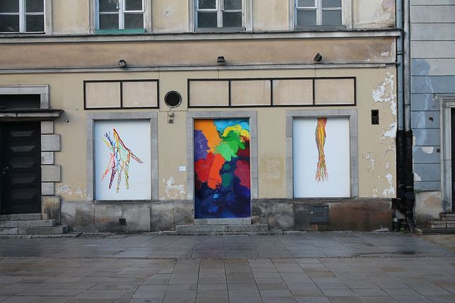Sztuka na ulicy (zdjęcia)