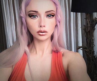 To najpopularniejsza żywa Barbie na świecie. Kiedyś wyglądała zupełnie inaczej