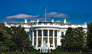 Stany Zjednoczone. Na zdjęciu Biały Dom w Waszyngtonie