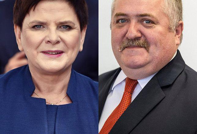 Beata Szydło, Zdzisław Filip