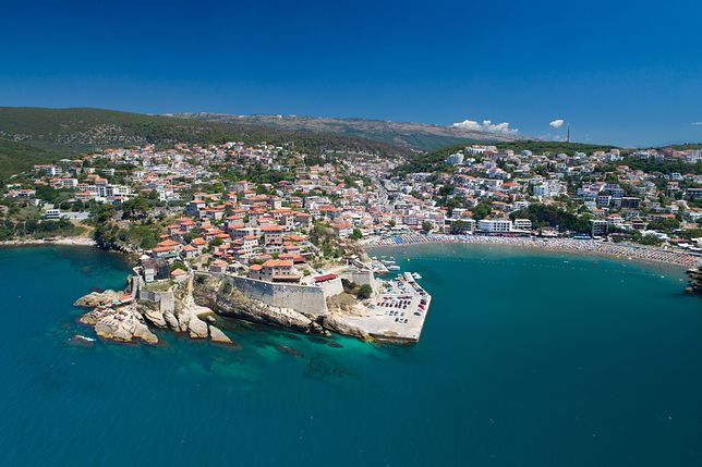 Ulcinj jest gwiazdą Riwiery Czarnogórskiej