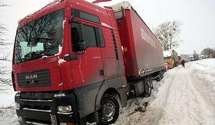 Zakaz ruchu ciężarówek w święta
