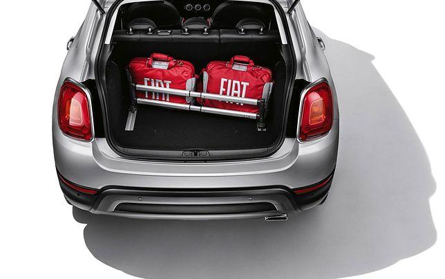 Fiat 500X - rodzinny crossover