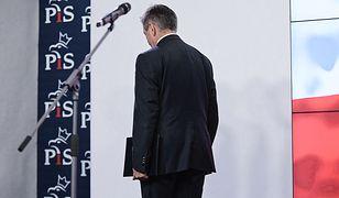 Marek Kuchciński ogłosił rezygnację z funkcji marszałka Sejmu. To efekt tzw. afery samolotowej.