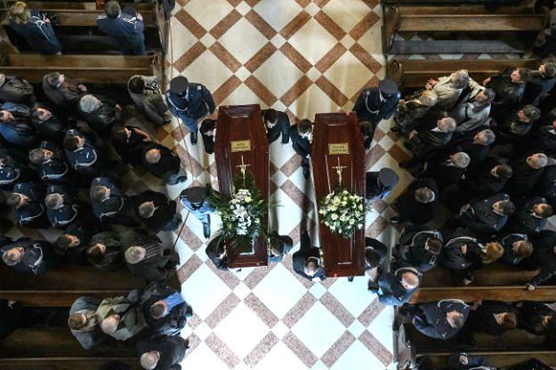 Ostatnia droga polskich oficerów SW, którzy zginęli w Tunezji