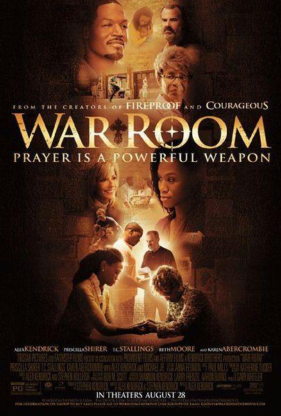 ''War Room'' (2015) - zwiastun
