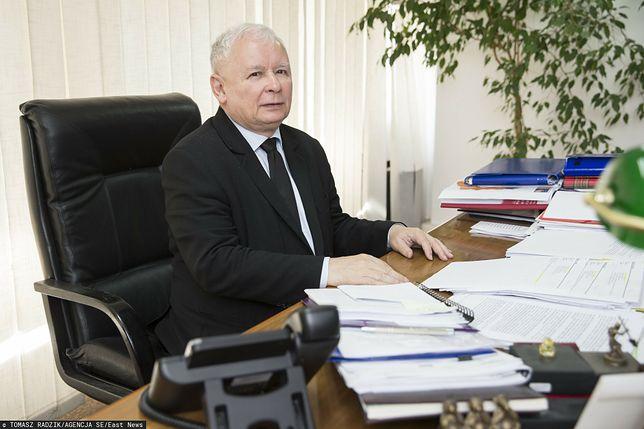 Nowogrodzka. Zakończyła się narada kierownictwa PiS
