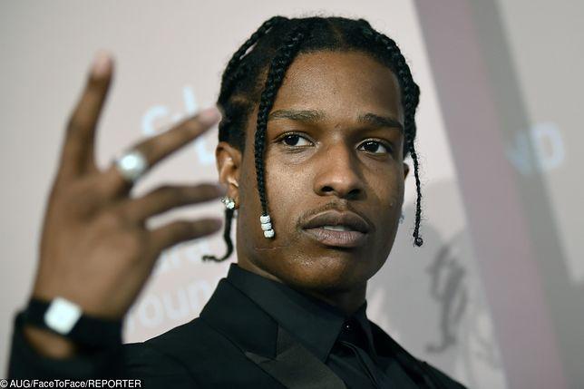 ASAP Rocky ma problemy z prawem. Raper nie zagra na Open'er Festival