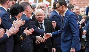 Premier Morawiecki jest bardzo dobrym premierem - przekonuje Jarosław Gowin. Ale jest polityk, który może go zastąpić