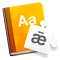 Dictionaries icon