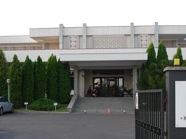 Ambasada Korei Północnej w Warszawie