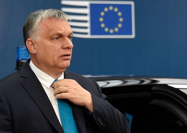 Freedom House wskazuje premiera Węgier Wiktora Orbana jako przykład polityka dławiącego wolność słowa