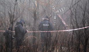 Śląskie. We wtorkowej katastrofie helikoptera w pszczyńskich lasach zginęło dwóch mężczyzn.