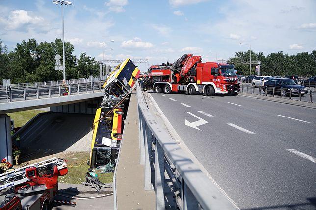 Warszawa. Tragedia na S8. Nowe informacje