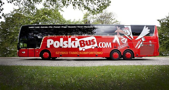 PolskiBus stał 2 godziny na światłach!